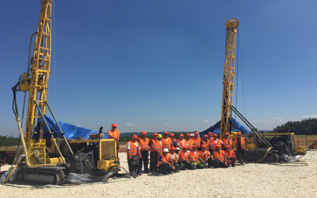 Geops Bolkan Drilling Services Ltd. Fast growing drilling company