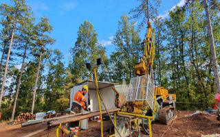Surface Exploration Drilling